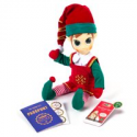 Deals List: Portable North Pole Red Do-Good Elf w/Santa Video Messages