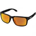 Deals List: Oakley Holbrook Polarized Mens Matte Black Sunglasses