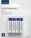 Deals List: Insignia™ - AAA Batteries (8-Pack), NS-CB8AAA