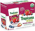 Deals List: Tropicana Kids Organic Juice Drink Pouches, Variety Pack, 5.5 Ounce, 32 Count
