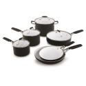 Deals List: BergHOFF Neo 4 Piece Cast Iron Red Cookware Set