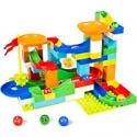 Deals List: BATTOP Marble Run Building Blocks Construction Toys Set