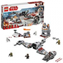 Deals List: LEGO Star Wars: The Last Jedi Defense of Crait 75202 Building Kit