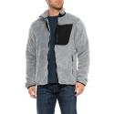 Deals List: Aspen Men's High-Loft Fleece Jacket (Highrise)