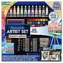 Deals List: ArtSkills 165 Piece Premier Artist Set, Master Edition with Collapsible Easel