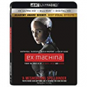 Deals List: Ex Machina 4K Ultra HD Blu-ray