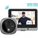 Deals List: LaView Wireless Video Doorbell Wi-Fi Door Bell Camera