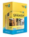 Deals List: Learn Spanish: Rosetta Stone Bonus Pack (24 Month Subscription + Lifetime Download + Book Set)