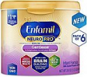 Deals List: Enfamil NeuroPro Gentlease Infant Formula - Clinically Proven to reduce fussiness, gas, crying in 24 hours - Brain Building Nutrition Inspired by breast milk - Reusable Powder Tub, 20 oz (Pack of 6)