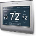 Deals List: Honeywell RTH9585WF1004/W Wi-Fi Smart Color Programmable Thermostat Pack of 1 Grey