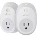 Deals List: 2-Pack TP-Link HS100 Wi-Fi Smart Plug Kit