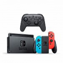 Deals List: Nintendo Switch Console w/Neon Blue and Red Joy-Con Controllers