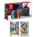 Deals List: Nintendo Switch w/Super Smash Bros & Donkey Kong Tropical Freeze