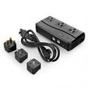 Deals List: BESTEK Universal Travel Adapter 220V to 110V Voltage Converter