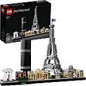 Deals List: LEGO Architecture Skyline Collection 21044 Paris Building Kit , New 2019 (649 Piece)