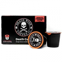 Deals List: Death Cups by Death Wish Coffee, The World's Strongest Single Serve Coffee Capsule (10 Capsules)