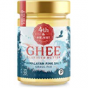 Deals List: Himalayan Pink Salt Grass-Fed Ghee Butter by 4th & Heart, 9 Ounce, Pasture Raised, Non-GMO, Lactose Free, Certified Paleo, Keto-Friendly