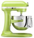 Deals List: KitchenAid KP26M1XGA 6 Qt. Professional 600 Series Bowl-Lift Stand Mixer - Green Apple