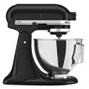 Deals List: KitchenAid KSM85PBOB 4.5-Quart Tilt-Head Stand Mixer Onyx Black