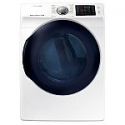 Deals List: SAMSUNG 7.5 Cu. Ft. Dryer with Steam Cycle - DV45K6200 - GAS