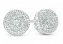 Deals List: Diamond Accent Stud Earrings in Sterling SilverDiamond Accent Stud Earrings in Sterling Silver