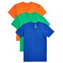 Deals List: Polo Ralph Lauren Mens 3-Pk. Classic V-Neck Shirts