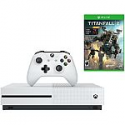 Deals List: Microsoft Xbox One S 1TB Gaming Console 4K BluRay Console and Titanfall 2 with Nitro Scorch Pack Game Bundle