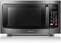 Deals List: Toshiba EC042A5C-BS Microwave Oven with Convection Function Smart Sensor and LED Lighting 1.5 Cu.ft Black Stainless
