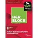 Deals List: H&R Block Tax Software Premium & Business 2018 PC + 5% Refund Bonus