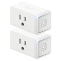 Deals List: TP-Link - Smart Wi-Fi Plug Mini (2-Pack) - White, HS105KIT