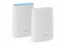 Deals List:  2-Pack NETGEAR Orbi RBK50 AC3000 Whole Home Mesh WiFi System with Tri-band(Refurb)