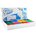 Deals List: Mr. Sketch 1905311 Scented Markers, Chisel Tip, Assorted Colors, Class Pack, Box of 192