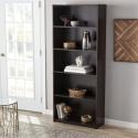 Deals List: Mainstays 71-inch 5-Shelf Standard Bookcase