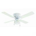 Deals List: Mainstays Hugger Indoor 42-inch Ceiling Fan w/Light