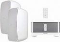 Deals List: Sonos & Sonance - Outdoor Speaker Streaming Audio Bundle with xPress Audio Keypad