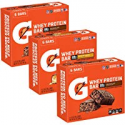 Deals List: Gatorade Whey Protein Bars, Variety Pack, 2.8 oz bars (Pack of 18)