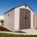 Deals List:  Lifetime 8ft x 12.5ft Outdoor Storage Shed