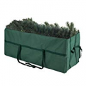 Deals List: Elf Stor 83-DT5030 Heavy Duty Canvas Christmas Storage Bag Large for 9 Foot Tree, Non-Rolling Green