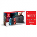 Deals List: Nintendo Switch Neon Console w/Joycon Controls+ 1 Yr Membership