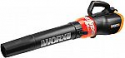 Deals List: Worx Turbine 12 Amp Corded Leaf Blower with 110 MPH and 600 CFM Output and Variable Speed Control – WG520