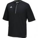 Deals List: Adidas Men's Climalite Modern Varsity Short Sleeve 1/4 Zip
