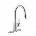Deals List: Schon 7500 Series Single-Handle Pull-Down Sprayer Kitchen Faucet in Chrome