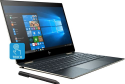 """Deals List: HP - Spectre x360 2-in-1 13.3"""" UHD Touch-Screen Laptop - Intel Core i7 - 16GB Memory - 512GB Solid State Drive - Poseidon Blue, 13-AP0023DX"""