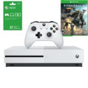Deals List: Xbox One S 1TB Console + 12-Mo Gold Membership + Titanfall 2