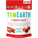 Deals List: YumEarth Organic Lollipops, Assorted Flavors, 50 Lollipops