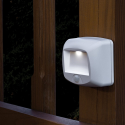 Deals List: Mr Beams MB532 Wireless Battery-Operated Indoor/Outdoor Motion-Sensing LED Step/Stair Light, 2-Pack, White