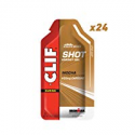 Deals List: 24-Count CLIF SHOT Energy Gel Mocha Flavor w/Caffeine 1.2 Ounce