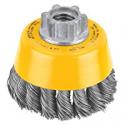 Deals List: DEWALT DW4910 11 Knotted Cup Brush/Carbon Steel