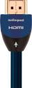 Deals List: AudioQuest - Sky 12' 4K Ultra HD HDMI Cable - Blue/Black Stripe, HDMSKY12FTPVC