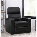 Deals List: Travis Power-Recline Home Theater Seating (Assorted Colors) by Abbyson Living